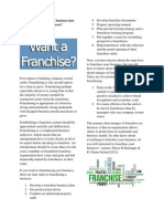 Can Franchise Develop Business Into Succesfull Business