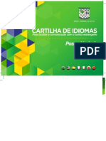 Cartilha Idiomas Copa
