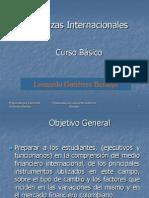 Las RM y Financieras Internacionales