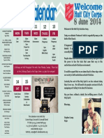 eNewsletter 8 June 2014