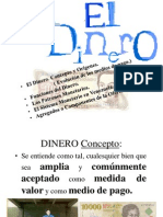 Exposicion Dinero
