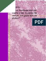 Si Los Hombres Son de Marte y Las Mujeres de Venus Los Gays Son de Pluton.pdf