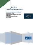 Restaurant preconstruction guide
