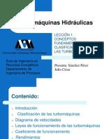 PresentaciónTurbomaquinas-Hidraulicas
