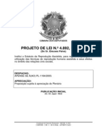 Projeto de Lei n4892-2012