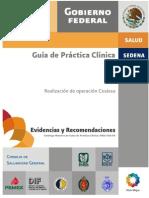 Guia de Practica Clinica Cesarea Mexico