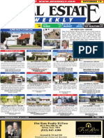 Real Estate Weekly - Nov. 19th