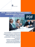 DPCO a Dinâmica Das Personalidades Como Base Para o Sucesso Da Empresa Versao Pocket