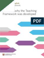 165885 Teaching Framework Research
