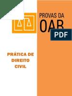Pr†Tica de Direito Civil - OAB Segunda Fase