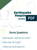 Earthquake Response