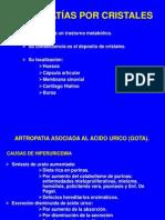 Artropatias Por Cristales