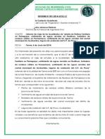 Informe de Gestion Ambiental