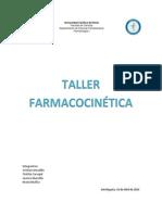 Taller Farmacocinética 16-04-14