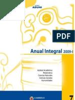 7ma Práctica Domiciliaria Anual Integral