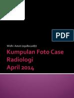 Kumpulan Foto Case Radiologi