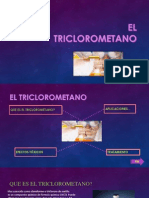 El Triclorometano