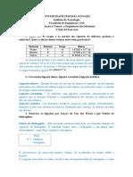 2 Lista Exercicio(Ligação)_Thiago Petrola
