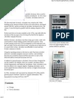 Calculator - Wikipedia, The Free Encyclopedia