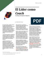 Lider Como Coach