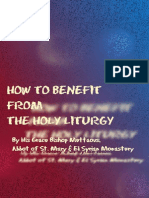 How to Benefit From the Devine Liturgy E