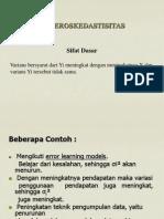 HETEROSKEDASTISITAS-2007.ppt