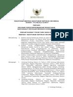 Permenhut Nomor P.8 Tahun 2013 Tentang Pedoman Umum Pengembangan Perhutanan Masyarakat Pedesaan Berbasis Konservasi