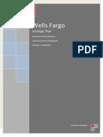 Wells Fargo Strategic Plan