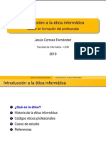 INtrod a La Etica Informática