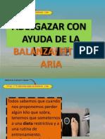 Adelgazar Con La Ayuda de La Balanza Fit Bit Aria
