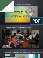 Tema v Control y Evaluacion de La Capacitacion