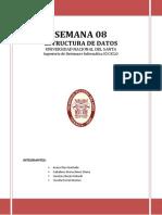 Informe Sem 08_de Estructura de Datos