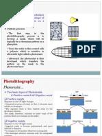 Fabrication Process 2