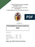 29461552 Tratamiento de Aguas Acidas de Mina