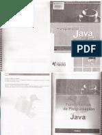 Fundamentos de Programa Java