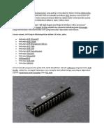 Aplikasi Mikroprosessor