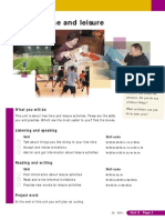 ESOL Learner Materials- Entry 2, Unit 6