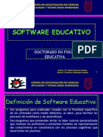 Presentacion Software Educativo