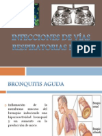 Infecciones de Vías Respiratorias Bajas