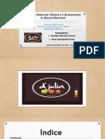 Panaderia de Julia XD