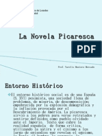 La Novela Picaresca