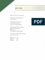 Antropometria Infantil 6-11