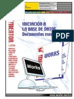 Manual Iniciacion Base Datos