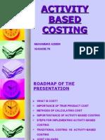 Activity Base Costing-Presentation-vuguide.tk