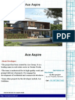 Ace Aspire Greater Noida West Greater Noida