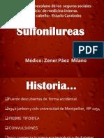 SULFNILUREAS