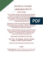 10 Nguyen Ly Can Ban Cua Binh Phap Ton Tu