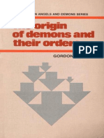 The Origin of Demons and Their Orders - Gordon Lindsay