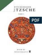Heidegger Nietzsche Tomo 2