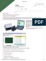 WTD Test Report